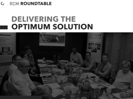 RCM Roundtable